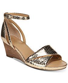 Franco Sarto Deirdra Wedge Sandals
