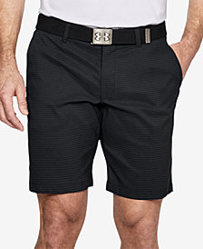 "Under Armour Men's Showdown Printed 10"" Golf Shorts"