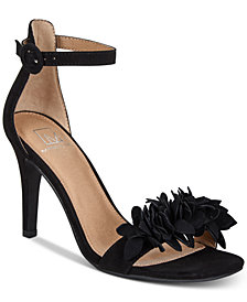 Material Girl Blossom Two-Piece Dress Sandals, Created For Macy's