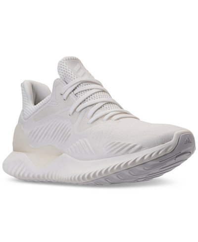 adidas Men's AlphaBounce Beyond Running Sneakers from Finish Line