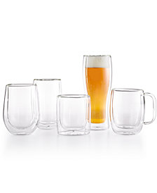 Zwilling J.A. Henckels Sorrento Double Wall Glassware Collection