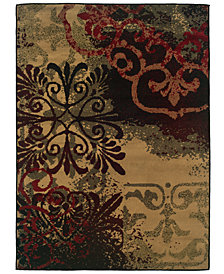 "CLOSEOUT! Oriental Weavers Area Rug, Yorkville 2022D 1'10"" x 7'3"" Runner Rug"