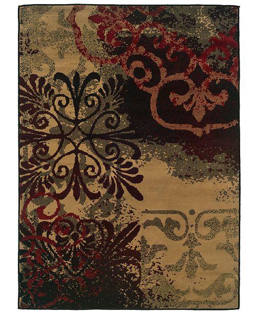 "Oriental Weavers CLOSEOUT! Area Rug, Yorkville 2022D 1'10"" X 2'10"""