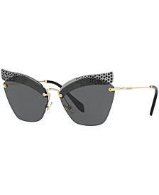 Sunglasses, MU 56TS