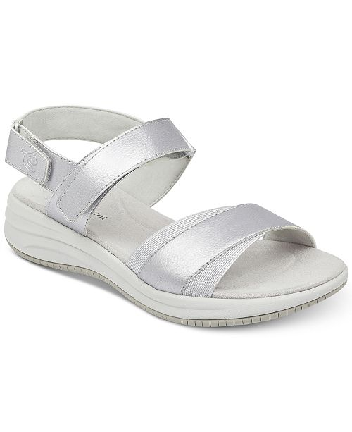 4764cdbd5985 Easy Spirit Draco 3 Wedge Sandals   Reviews - Sandals   Flip Flops ...