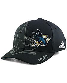 adidas San Jose Sharks 2nd Season Flex Cap