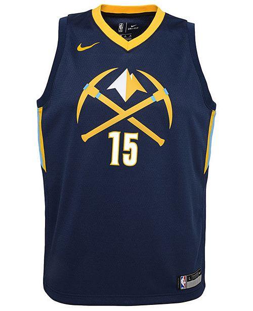 01425754981 Nike Nikola Jokic Denver Nuggets City Edition Swingman Jersey