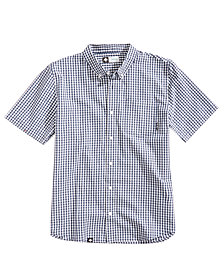 LRG Men's Gingham Pocket Shirt