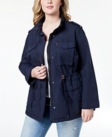 Levi's® Cotton Utility Jacket