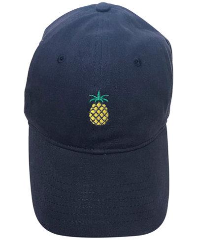 Block Hat Men's Pineapple Cap