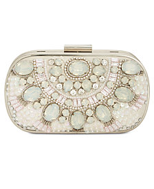 I.N.C. Mahdie Stone Clutch, Created for Macy's