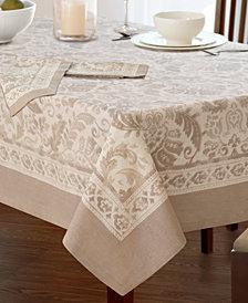 "Villeroy & Boch Milano 70"" x 70"" Tablecloth"