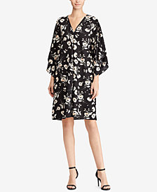 Lauren Ralph Lauren Floral-Print Shift Dress