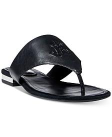 050ea5ff8582 Lauren Ralph Lauren Deandra Flat Thong Sandals