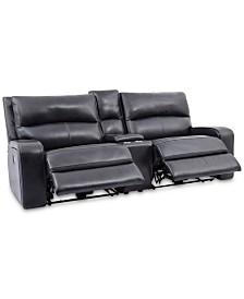 Incredible Power Reclining Offer Code Wknd Leather Furniture Macys Creativecarmelina Interior Chair Design Creativecarmelinacom