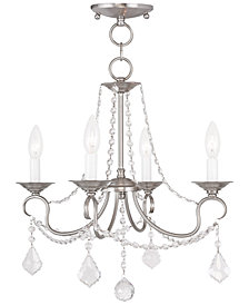 Livex Pennington Mini Chandelier