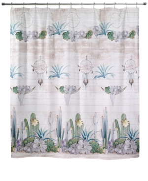 Avanti Canyon 72 x 72 GraphicPrint Shower Curtain Bedding