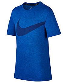 Nike Dry Graphic-Print T-Shirt, Big Boys
