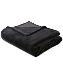 Intelligent Design Microlight Plush Twin/Twin XL Oversized Blanket