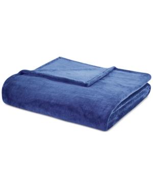 Intelligent Design Microlight Plush FullQueen Oversized Blanket Bedding
