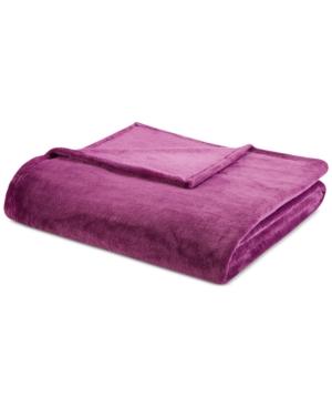 Intelligent Design Microlight Plush TwinTwin Xl Oversized Blanket Bedding