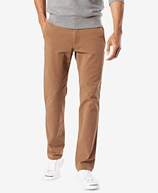 Men's Downtime Slim Tapered Fit   Smart 360 FLEX Khaki Stretch Pants