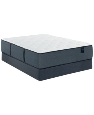 "Dunmore 14.5"" Plush Hybrid Mattress Set - Twin, Created for Macy's"