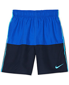 Nike Colorblocked Swim Trunks, Big Boys