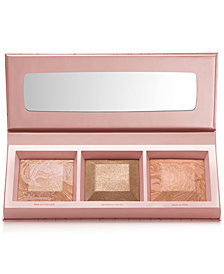 bareMinerals Crystalline Glow Bronzer & Highlighter Palette