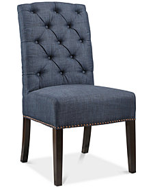 Leone Dining Chair, Quick Ship