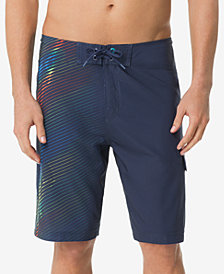 Speedo Men's Electro Mist 9.5'' Swim Trunks