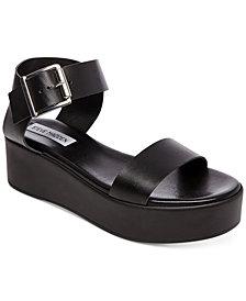 Steve Madden Women's Recover Flatform Sandals