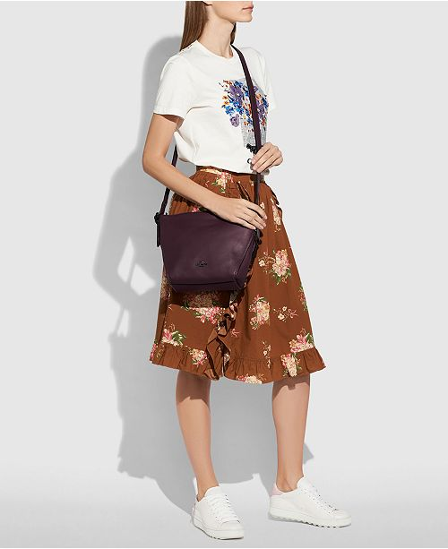 Coach Crossbody Dufflette Handbags Amp Accessories Macy S