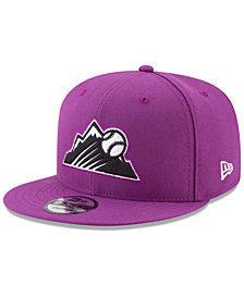 New Era Colorado Rockies Players Weekend 9FIFTY Snapback Cap