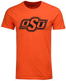New Agenda Men's Oklahoma State Cowboys Big Logo T-Shirt