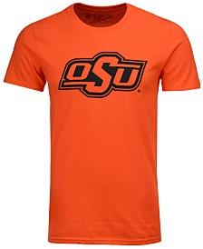 New Agenda Men's Oklahoma State Cowboys Big Logo T-Shirt