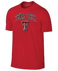 Retro Brand Men's Texas Tech Red Raiders Midsize T-Shirt