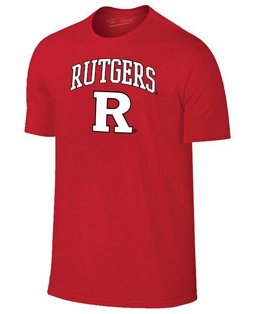 Retro Brand Men's Rutgers Scarlet Knights Midsize T-Shirt