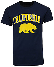 Retro Brand Men's California Golden Bears Midsize T-Shirt