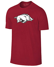 New Agenda Men's Arkansas Razorbacks Big Logo T-Shirt