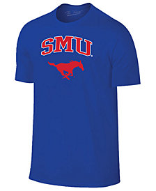 Retro Brand Men's Southern Methodist Mustangs Midsize T-Shirt