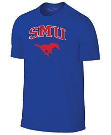 Retro Brand Men's Southern Methodist Mustangs Midsize T-Shirt