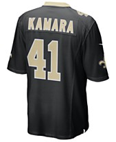 ac2e13366 Nike Alvin Kamara New Orleans Saints Game Jersey