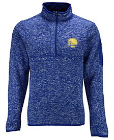 Men's Golden State Warriors Fortune Half-Zip Pullover