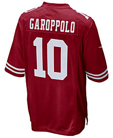 Nike Jimmy Garoppolo San Francisco 49ers Game Jersey, Big Boys (8-20)