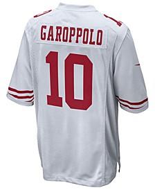Men's Jimmy Garoppolo San Francisco 49ers Game Jersey