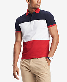 Tommy Hilfiger Men's Delon Slim-Fit Polo, Created for Macy's