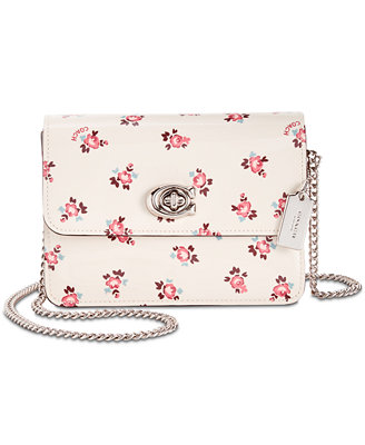 Bowery Crossbody With Floral Bloom by Coach