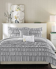 Waterfall 5-Pc. Full/Queen Comforter Set