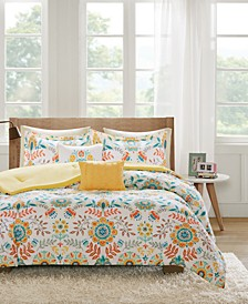Nina 5-Pc. Full/Queen Comforter Set